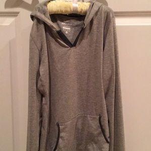 Nike running hoodie with pocket